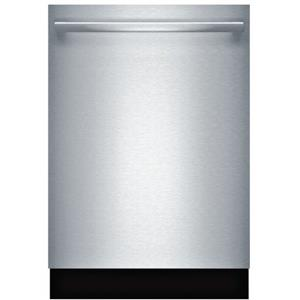 "ENERGY STAR® Ascenta Series 24"" Built-In Stainless Steel Tall Tub Dishwasher"