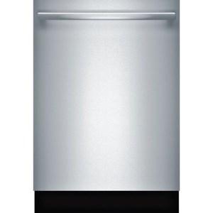 "Bosch Dishwashers 24"" Bar Handle Dishwasher - 300 Series"