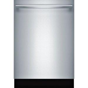 "Bosch Dishwashers 24"" Bar Handle Built-In Dishwasher"