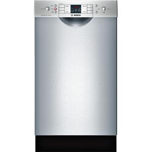 "Bosch Dishwashers 18"" Built-In Dishwasher"