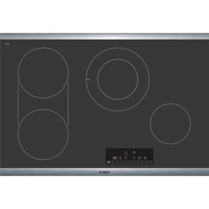 """Bosch Electric Cooktops 30"""" Electric Cooktop - 800 Series"""