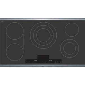 """Bosch Electric Cooktops 36"""" Electric Cooktop - Benchmark® Series"""
