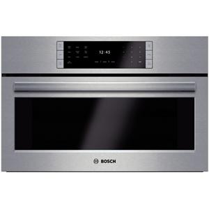 "Bosch Electric Wall Ovens 30"" Steam Convection Oven"