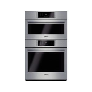 """Bosch Electric Wall Ovens 30"""" Steam Convection Combination Oven"""