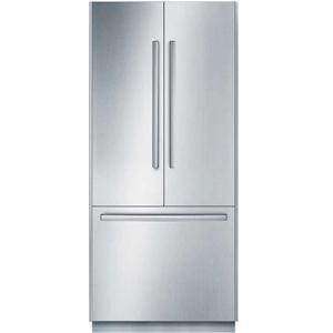 Bosch French Door Refrigerators 20 Cu. Ft. Built-In French Door Refrigerator