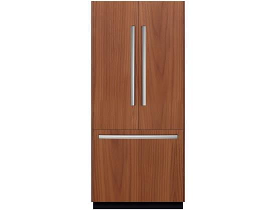 """French Door Refrigerators 36"""" Built In French Door Refrigerator by Bosch at Fisher Home Furnishings"""