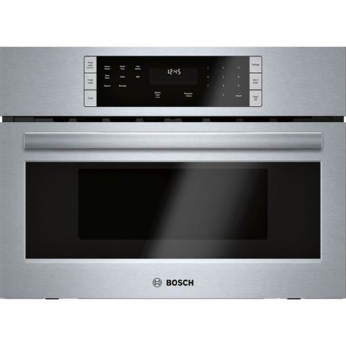 Microwaves 1.6 Cu.Ft. Built-In Microwave  - 500 Series by Bosch at Furniture and ApplianceMart