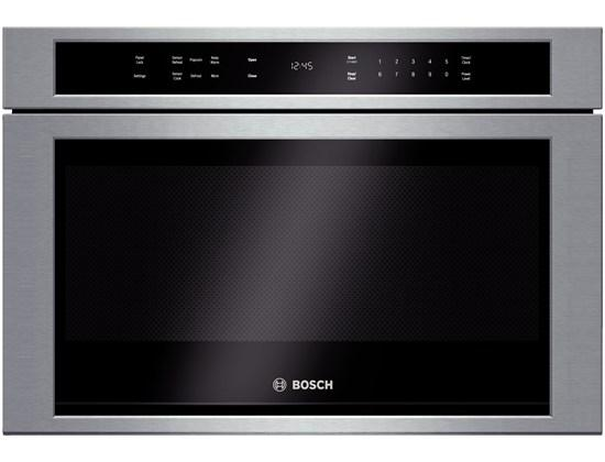 Microwaves Drawer Microwave by Bosch at Fisher Home Furnishings