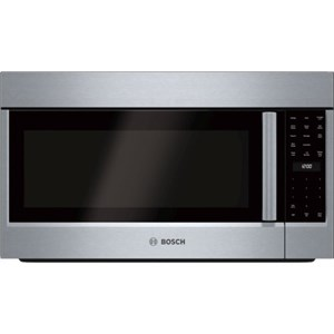 """Bosch Microwaves 30"""" Over-the-Range Convection Microwave"""