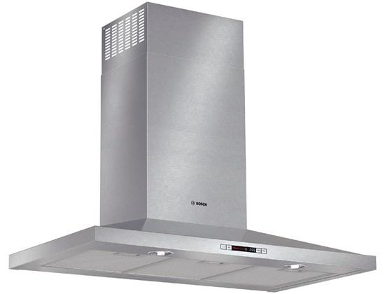 "Ventilation 30"" Pyramid Canopy Chimney Hood by Bosch at Fisher Home Furnishings"