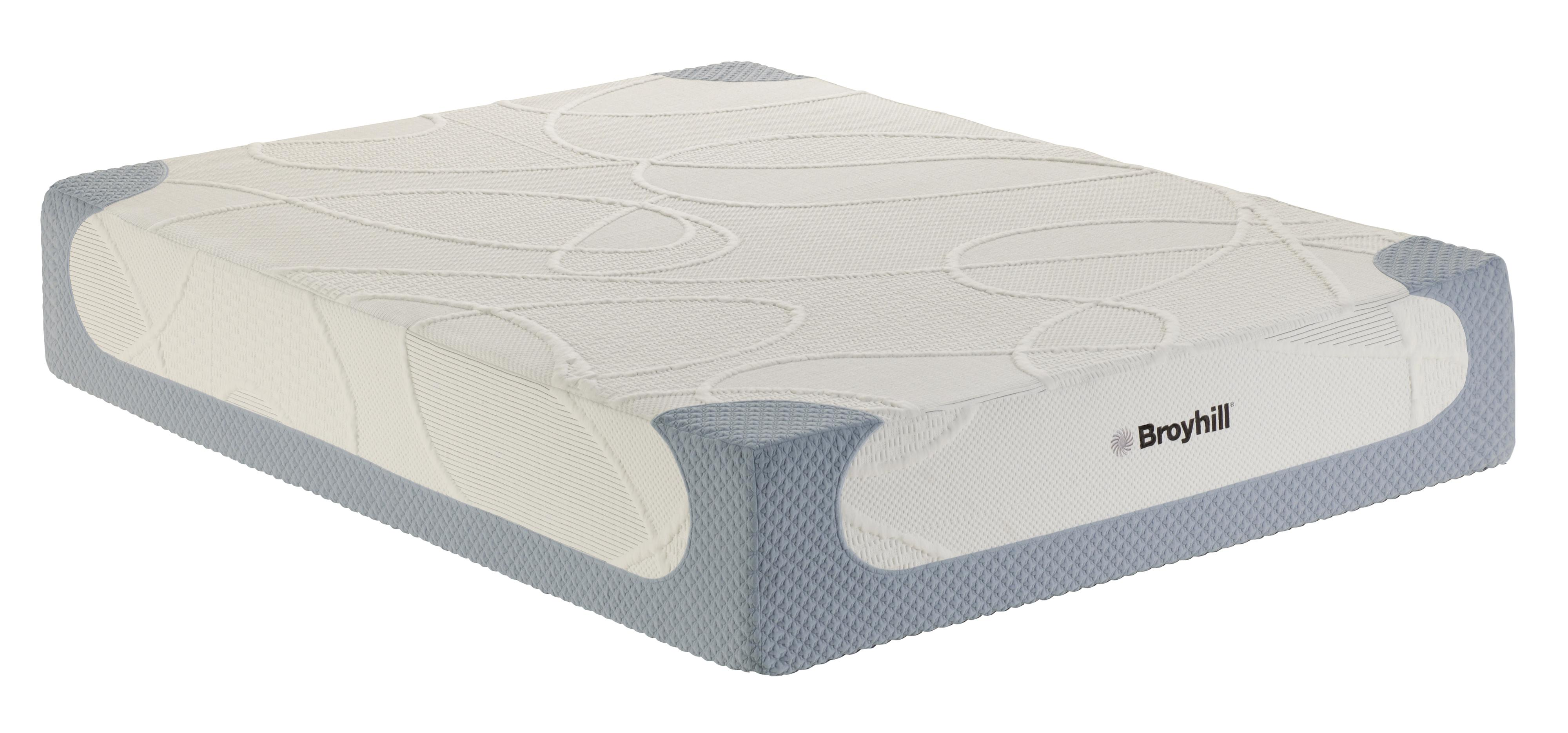 Sensura Cal King Plush Memory Foam Mattress Set by Boyd Specialty Sleep at Beds N Stuff