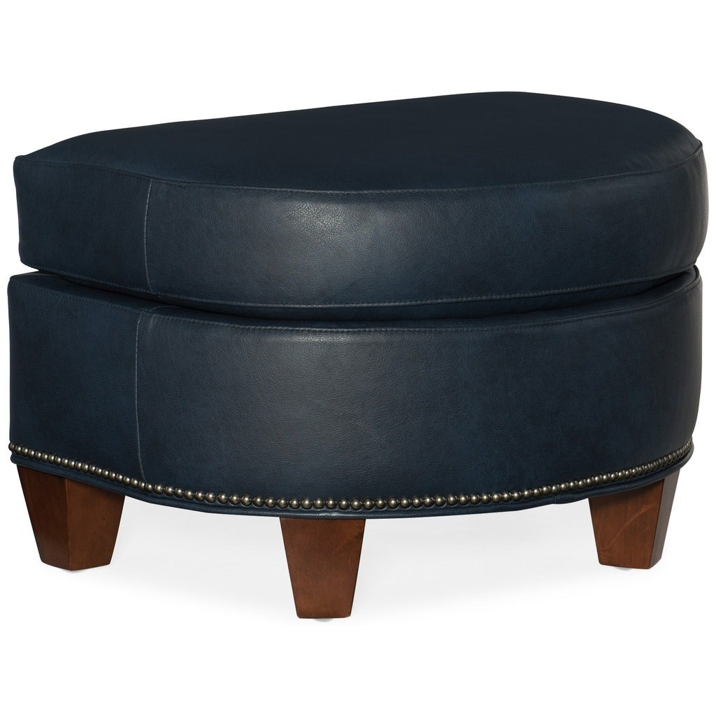 Abernathy Ottoman by Bradington Young at Mueller Furniture