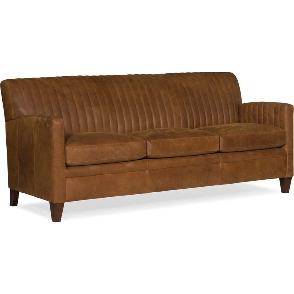 Barnabus Stationary Sofa by Bradington Young at Alison Craig Home Furnishings