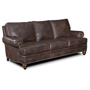 Bradington Young Carrado Stationary 8-Way Tie Sofa