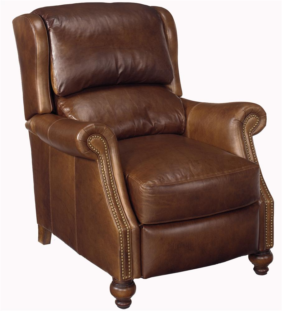 Chairs That Recline Bancroft Three Way Lounger by Bradington Young at Baer's Furniture