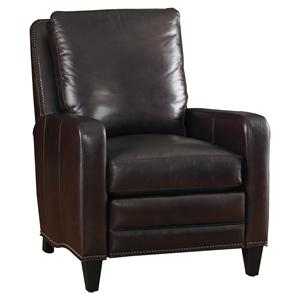 Bradington Young Chairs That Recline Rowen Low Leg Recliner