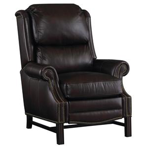 Bradington Young Chairs That Recline Alta High Leg Recliner