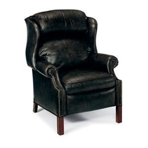 Bradington Young Chairs That Recline Chippendale Reclining Wing Chair