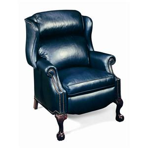 Bradington Young Chairs That Recline Presidential Reclining Wing Chair