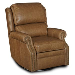 Bradington Young Chairs That Recline Montego Swivel Glider Recliner