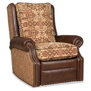 Bradington Young Chairs That Recline Silas Swivel Glider Recliner