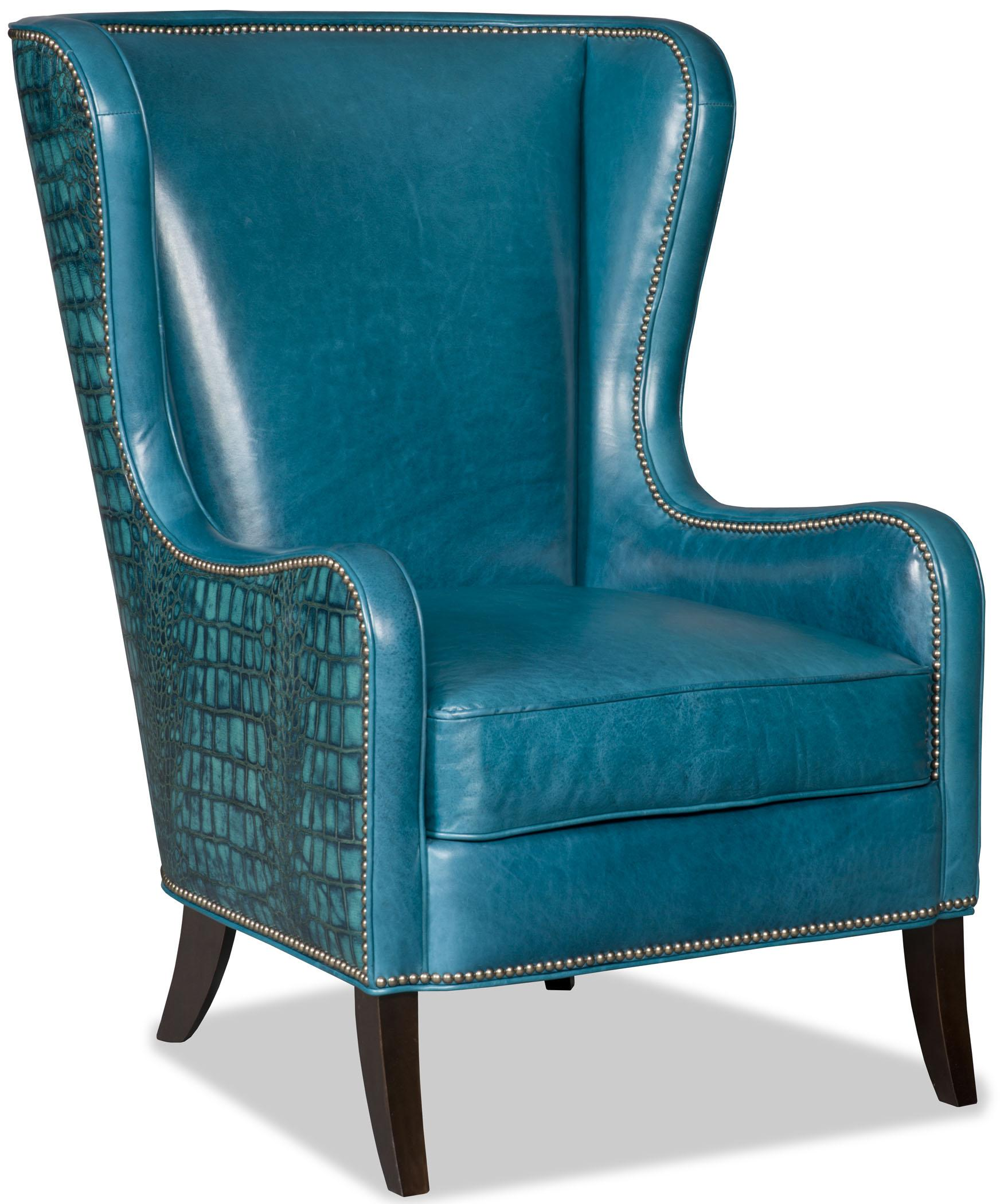 Club Chairs Club Chair by Bradington Young at Baer's Furniture