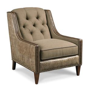 Bradington Young Club Chairs BY Millie Accent Chair