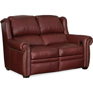 Motion Loveseat with Power Headrests
