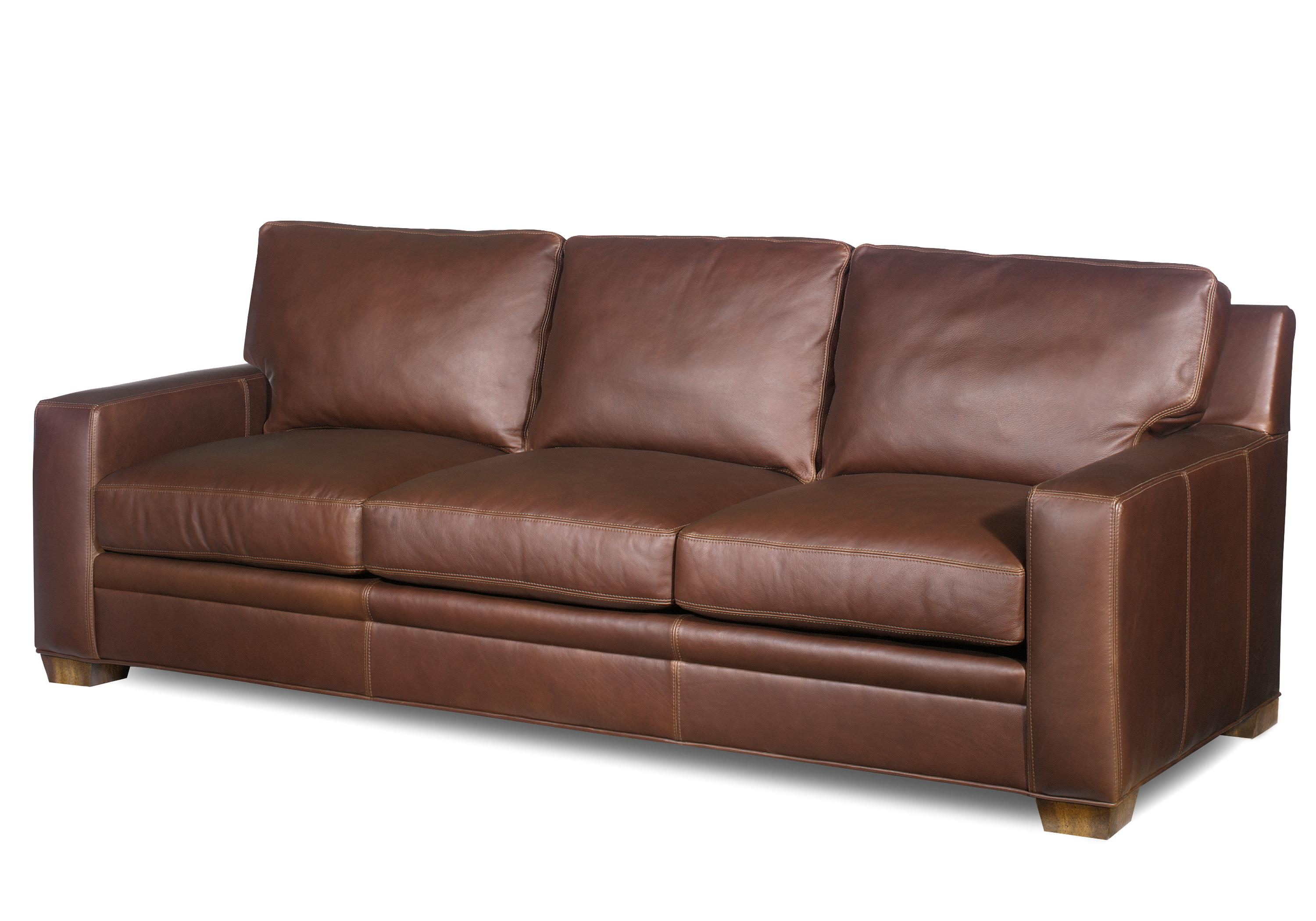 Stationary Seating Hanley Stationary Sofa by Bradington Young at Baer's Furniture