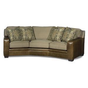 Bradington Young Stationary Seating Hanley Angled Sofa