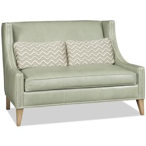 Bradington Young Stationary Seating Aria Settee