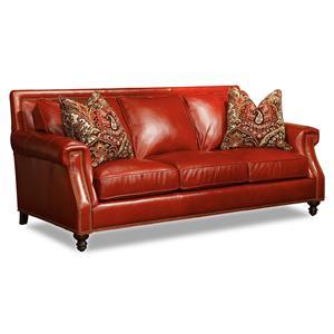 Bradington Young Stationary Seating Traditional Sofa