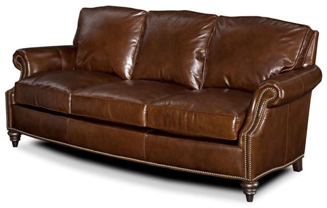 Stationary Seating Xander Stationary 8-Way Tie Sofa by Bradington Young at Baer's Furniture
