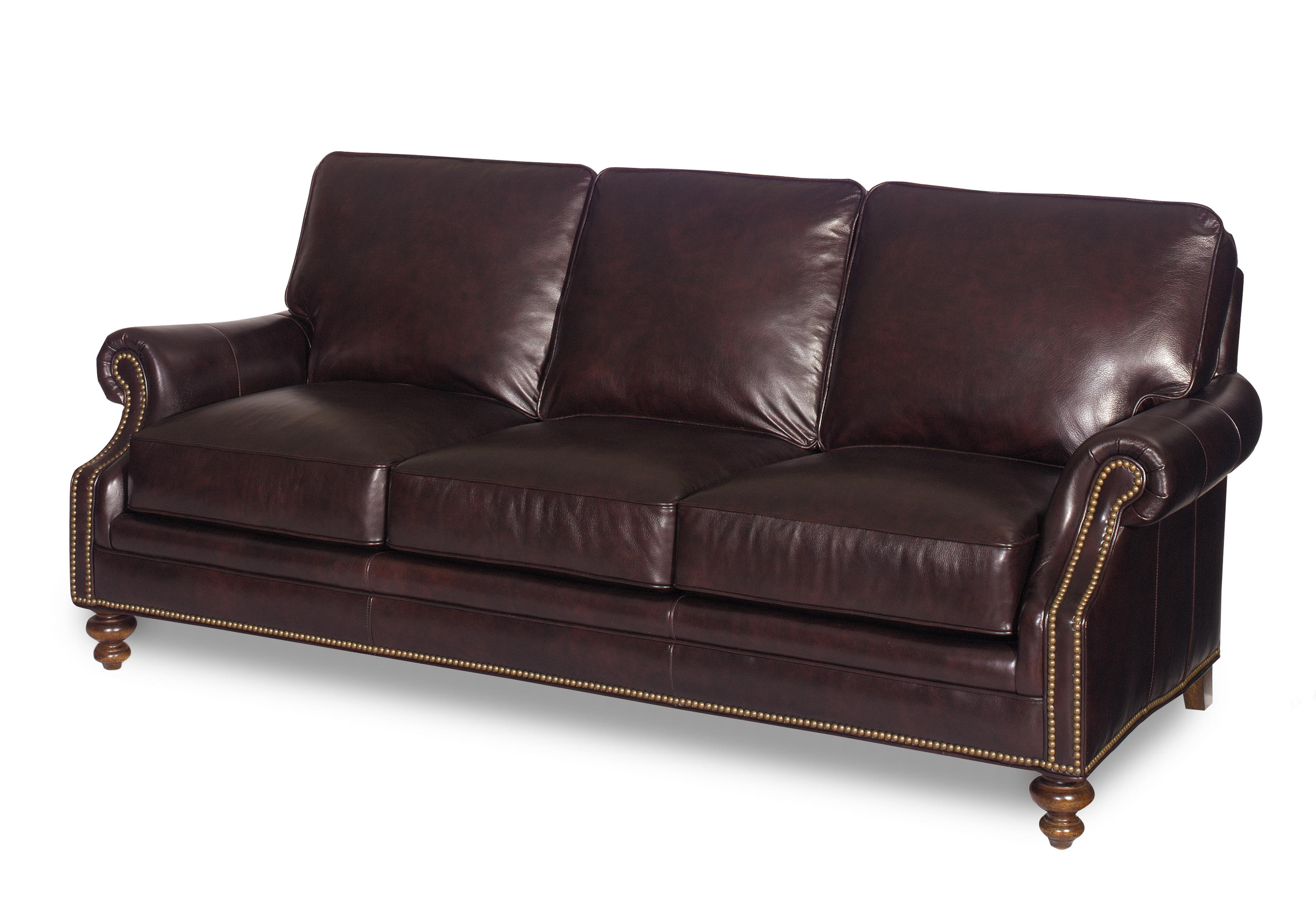 Stationary Seating West Haven Stationary Sofa by Bradington Young at Baer's Furniture
