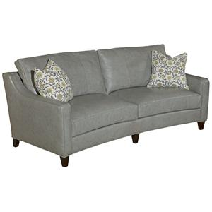 Envision by Bradington Young Twirl Stationary Sofa