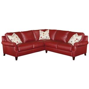 Envision by Bradington Young Twitter Sectional