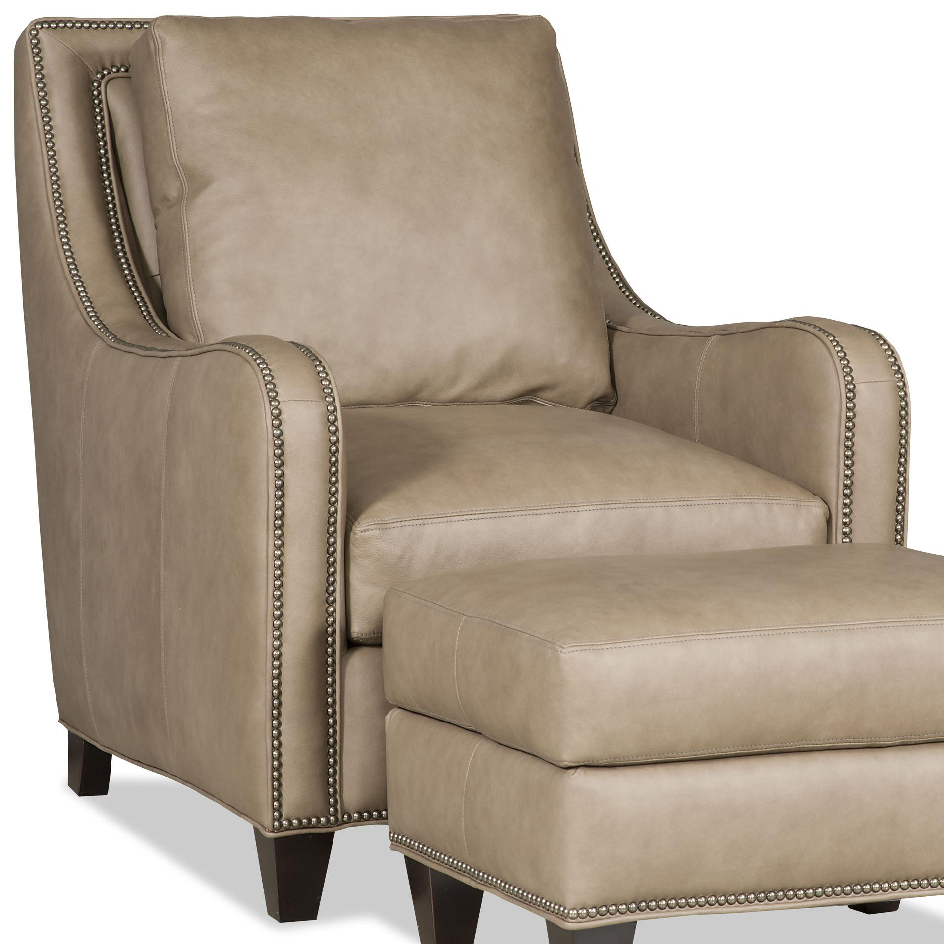 Greco Chair by Bradington Young at Mueller Furniture