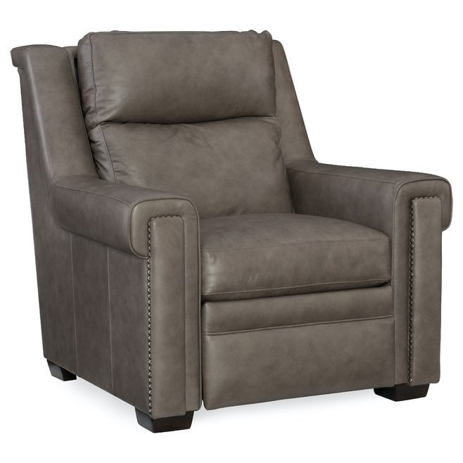 Imagine High Leg Power Recliner by Bradington Young at Mueller Furniture