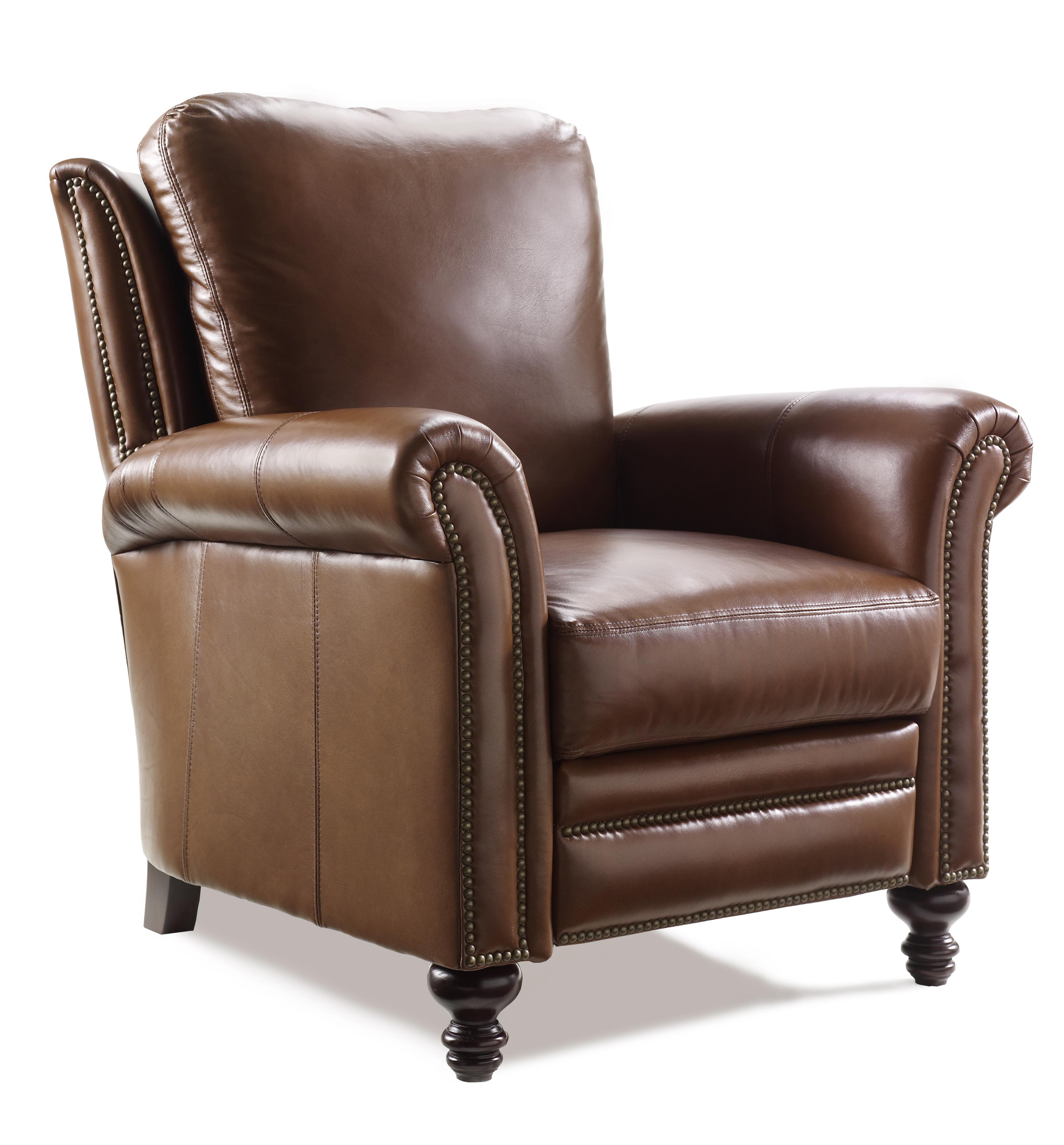 Richardson Richardson High Leg Lounger by Bradington Young at Baer's Furniture