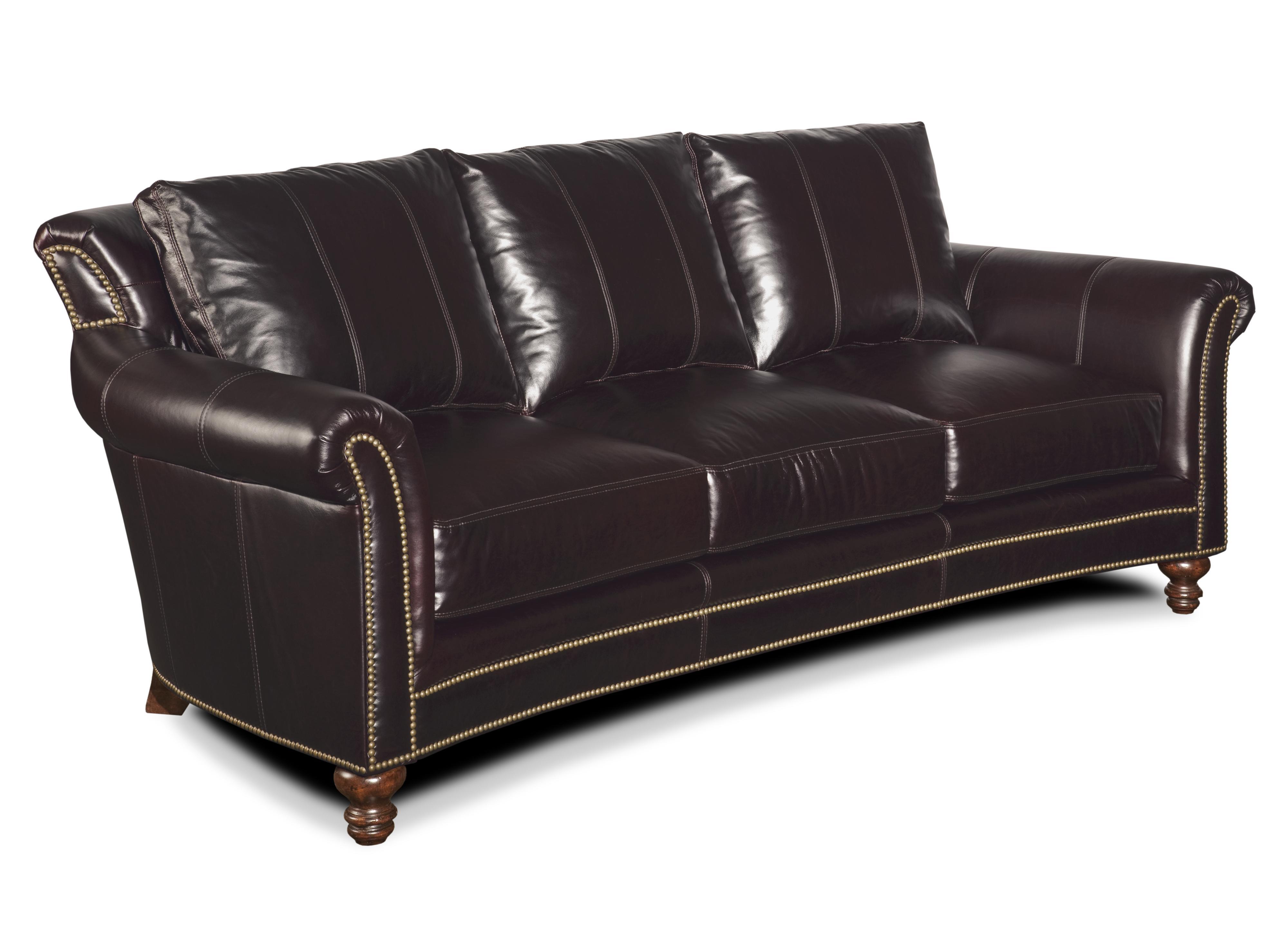 Richardson Richardson Stationary Sofa by Bradington Young at Baer's Furniture