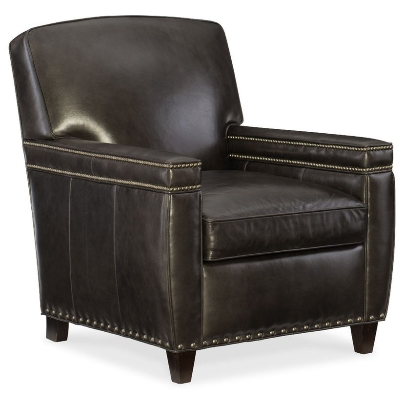 Saylor Club Chair by Bradington Young at Esprit Decor Home Furnishings