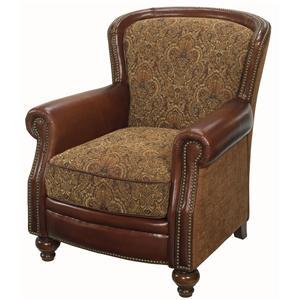 Hooker Furniture Club Chairs Club Chair