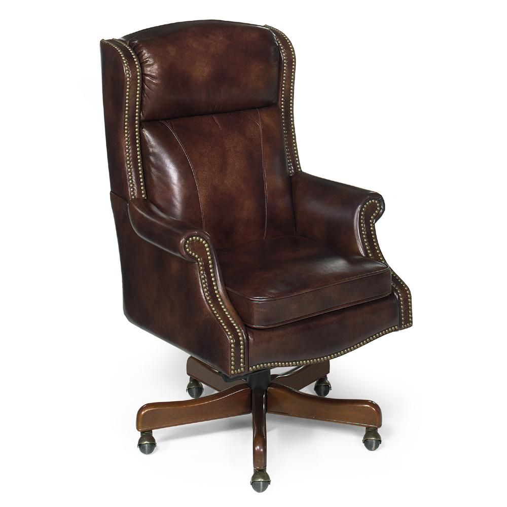 Executive Seating Executive Swivel Tilt Chair by Hooker Furniture at Baer's Furniture