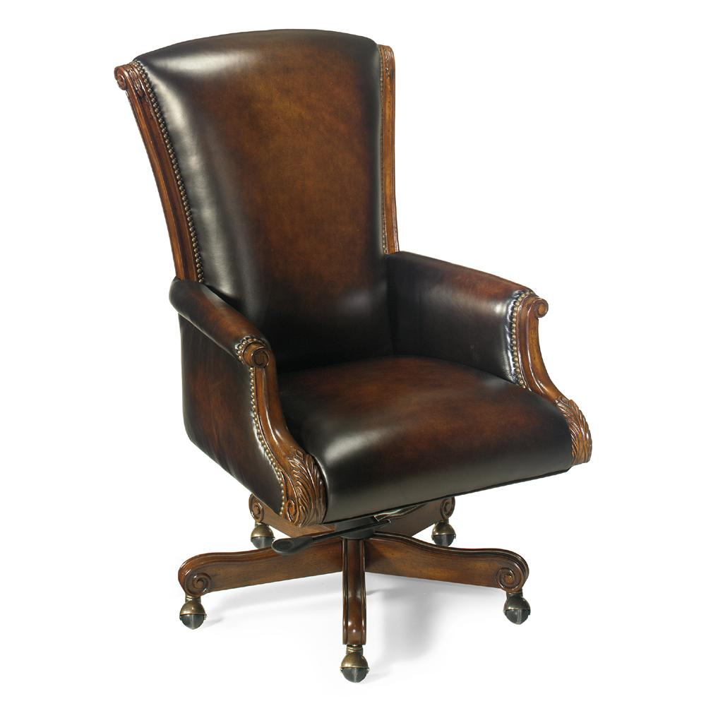 Executive Seating Executive Swivel Tilt Chair by Hooker Furniture at Mueller Furniture