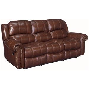 Hooker Furniture SS601 Sofa With 2 Recliners