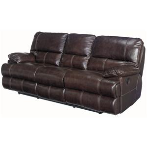 Hooker Furniture SS606 Sofa With 2 Recliners