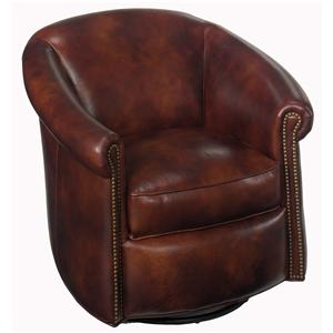 Bradington Young Swivel Tub Chairs Marietta Glider Tub Chair