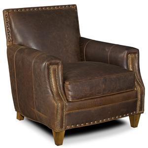 Bradington Young Wykeham Stationary Chair 8-Way Tie
