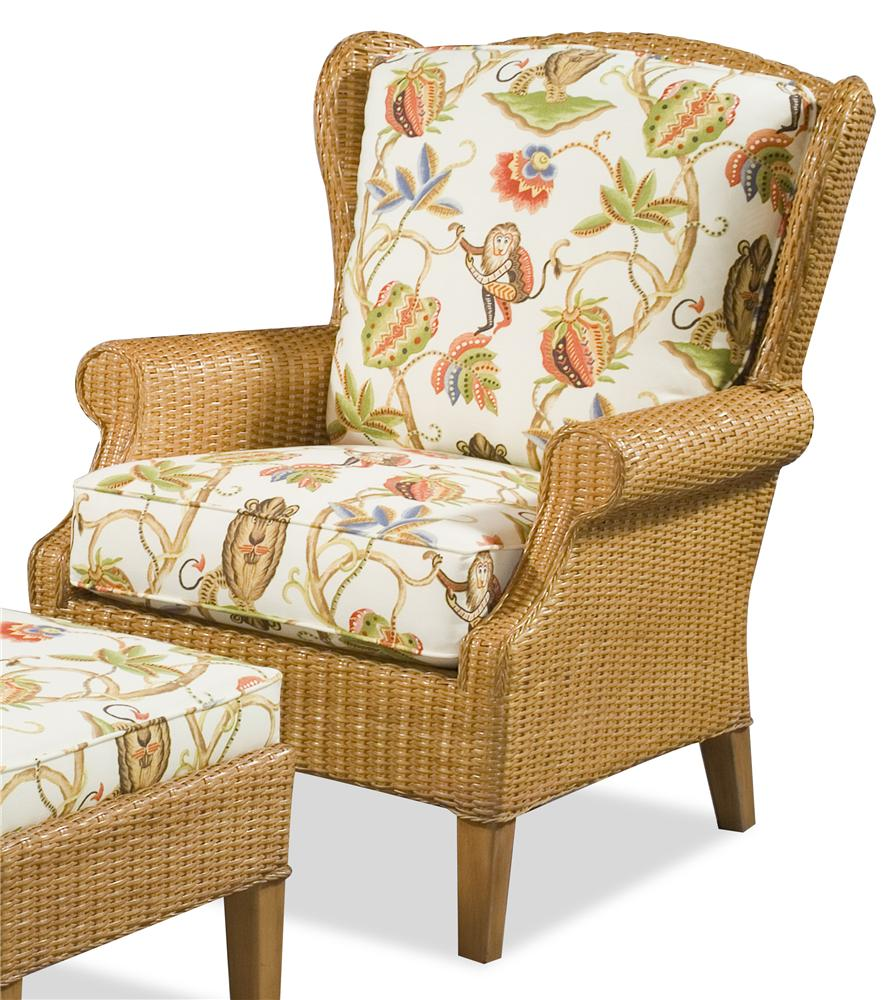 1079 High Back Chair by Braxton Culler at Esprit Decor Home Furnishings