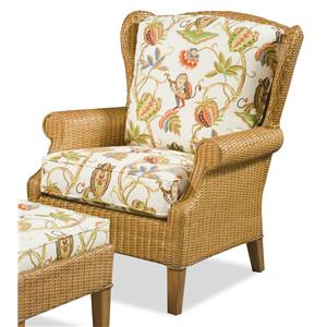 Braxton Culler 1079 High Back Chair